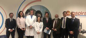 VitalAire inaugura un punto Inspira en el Hospital Universitario del Henares