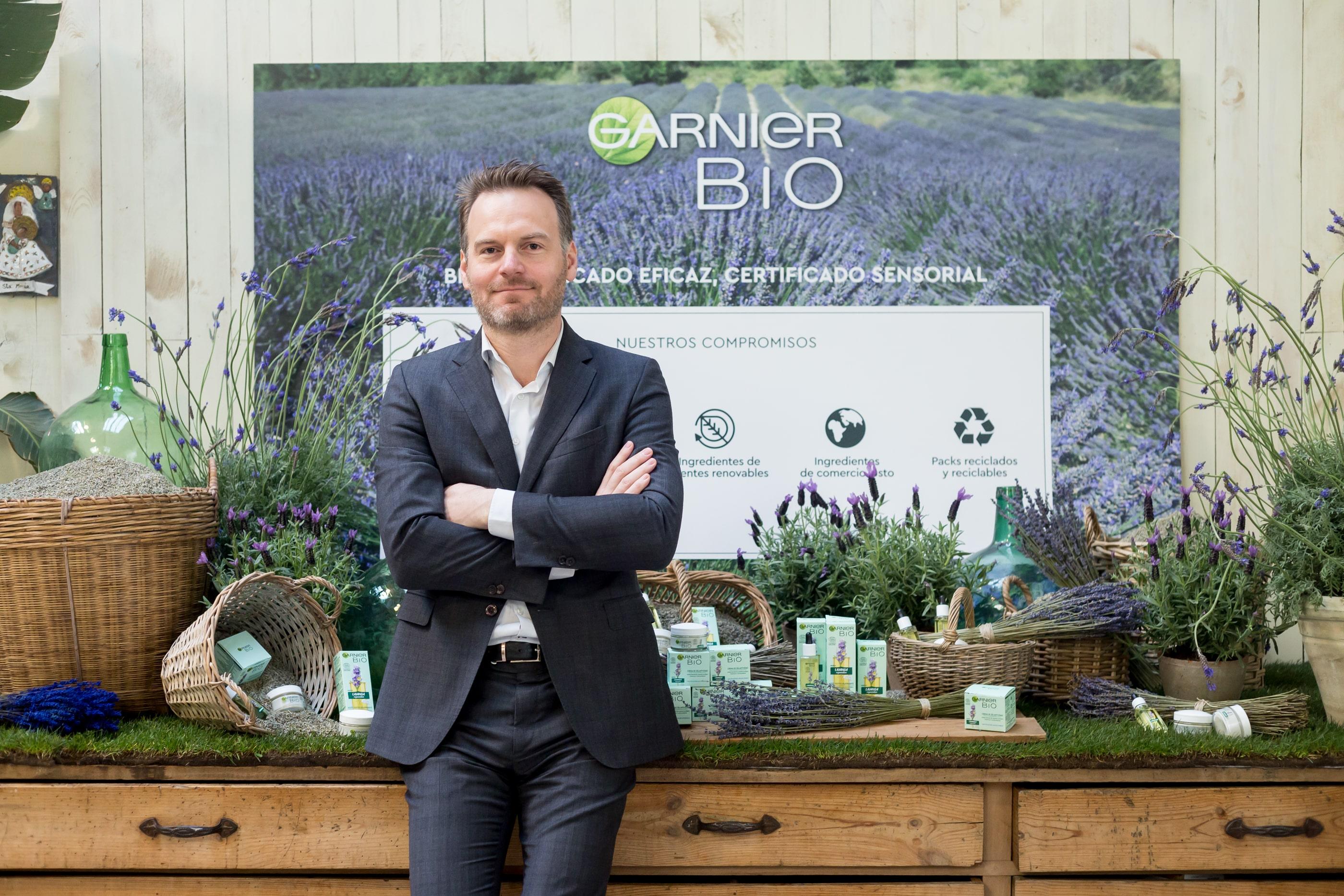 Llega al mercado 'Garnier Bio', una gama de cosmética ecológica certificada