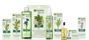 Llega al mercado Garnier Bio, una gama de cosmética ecológica certificada