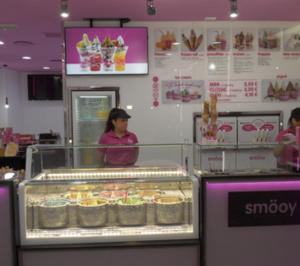Smöoy presenta su nueva línea de negocio: los helados