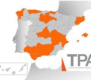 La central de compras TPA supera los 100 M€ en su primer año de actividad