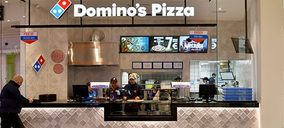 Dominos Pizza llega al C.C. Intu Xanadú