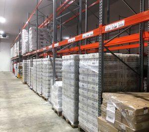 La ocupación de los almacenes frigoríficos superó el 87% en el último trimestre del año