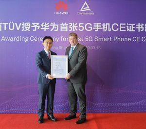 Huawei Mate X recibe el certificado 5G CE otorgado por TÜV Rheinland