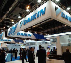 Daikin logra en España crecimientos de dos dígitos en 2018