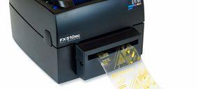 Nueva impresora de etiquetas FX510e de DTM Print