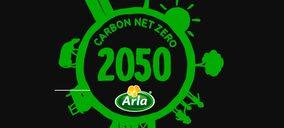 Arla quiere reducir sus emisiones un 30% en la próxima década