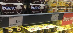 Danone marca 2019 como año clave para rescatar a Danet