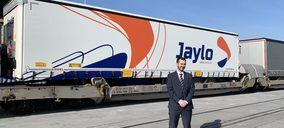 Trans Jaylo también incorpora transporte ferroviario