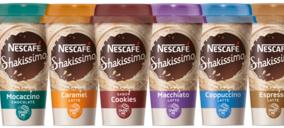 Nescafé Shakissimo amplía gama y renueva imagen