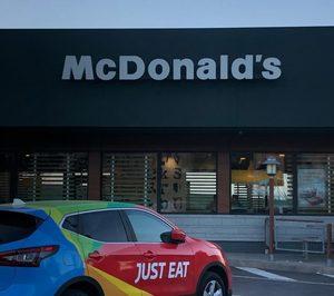 McDonalds amplía sus servicios a domicilio con un nuevo acuerdo