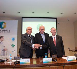 Asepeyo, Fraternidad y MC Mutual firman una alianza para compartir recursos