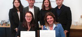 Acuerdo estratégico para acercar la cosmética española a China