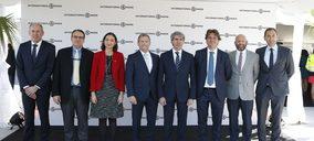 IP inaugura su reconvertida y vanguardista fábrica de papel reciclado ligero Madrid Mill