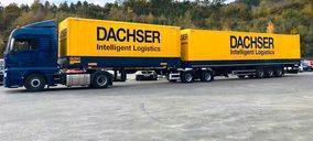 Dachser suma una nueva línea con megatrucks en el norte del país