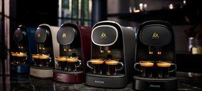 Philips lanza su propia máquina de cápsulas con LOR Café