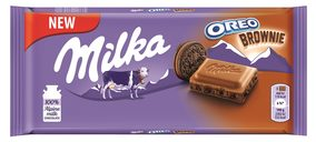 Mondelez amplía su gama de tabletas Milka con dos nuevos sabores