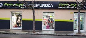 Coferdroza renueva sus tiendas de ferretería y bricolaje Ferrymas