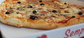 Una cadena europea de pizzas acelera su desarrollo en España mediante franquicia