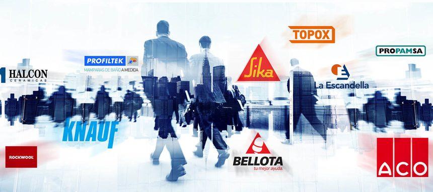 La central de compras Mas Obra alcanza el medio centenar de almacenes