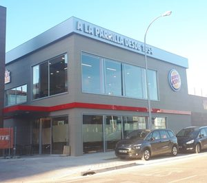 Un franquiciado madrileño abre su quinto Burger King