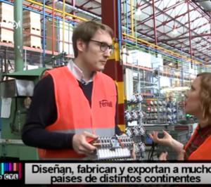 El programa Hecho en Castilla y León vuelve a la fábrica del Grupo Ferroli