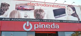 Electrodomésticos Pineda, ligero incremento en ventas