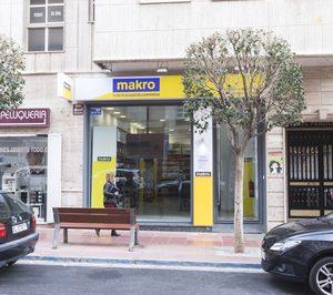 Makro abre en Almería una alternativa a los cashs físicos