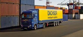 Dachser sube un 0,5% en la península y anuncia inversiones globales de 233 M€