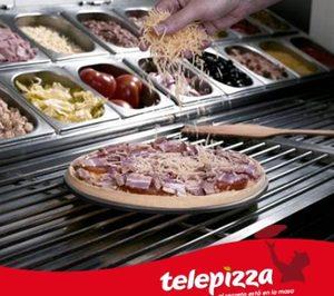 Telepizza abre en Alcorcón y Guadalajara sus primeras dark kitchen