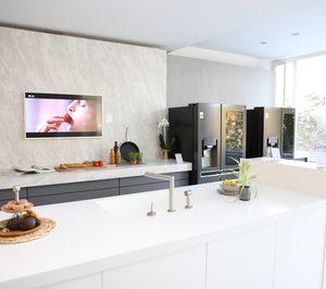 LG presenta sus nuevos electrodomésticos eficientes y de gran capacidad