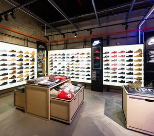 Una cadena de sneakers llega a España con el objetivo de abrir 60 tiendas antes de 2023