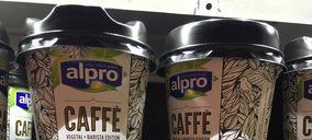 Alpro de Danone entra a competir en la categoría de café ready to drink