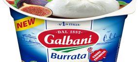 Lactalis ensancha el catálogo de Galbani con su nueva Burrata