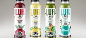 Los nuevos zumos y smoothies LUR Lore llegan al mercado