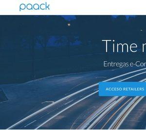 Paack incorpora un servicio de entrega en frío