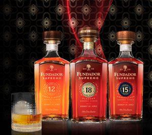 Grupo Emperador premiumiza el brandy con Fundador Supremo