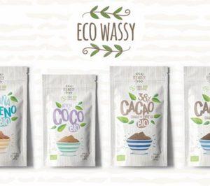 Eco Wassy reformula su oferta en un nuevo envase compostable