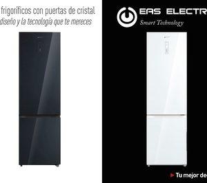 Eas Electric apuesta por el acabado en cristal en refrigeración
