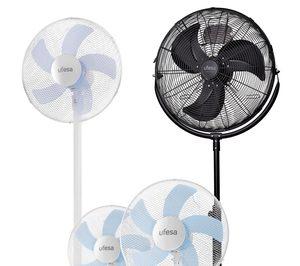 Ufesa incorpora una nueva gama de ventilación