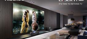 Hisense presenta su completa gama de televisores para 2019