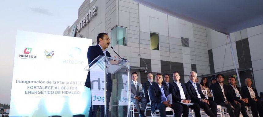 Arteche abre una nueva fábrica de transformadores en México