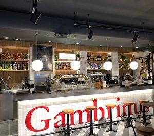 Beer & Food presenta la nueva imagen de Gambrinus
