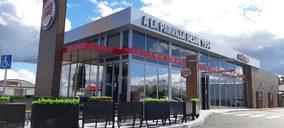 Burger King inaugura nuevo modelo de restaurante sostenible