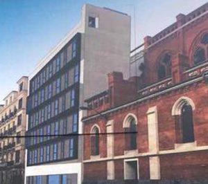 Un proyecto hotelero en Bilbao prevé abrir en otoño