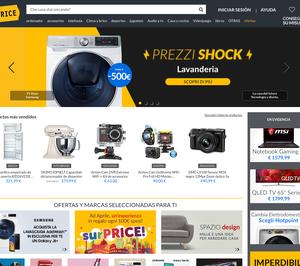 El ecommerce ePrice suministrará los electrodomésticos a Carrefour Italia