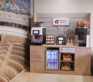 Alliance Vending y Mastercard presentan Alliance Corner