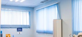 Artesolar convierte el Hospital de la Virgen de Altagracia de Manzanares en un 'hospital verde'