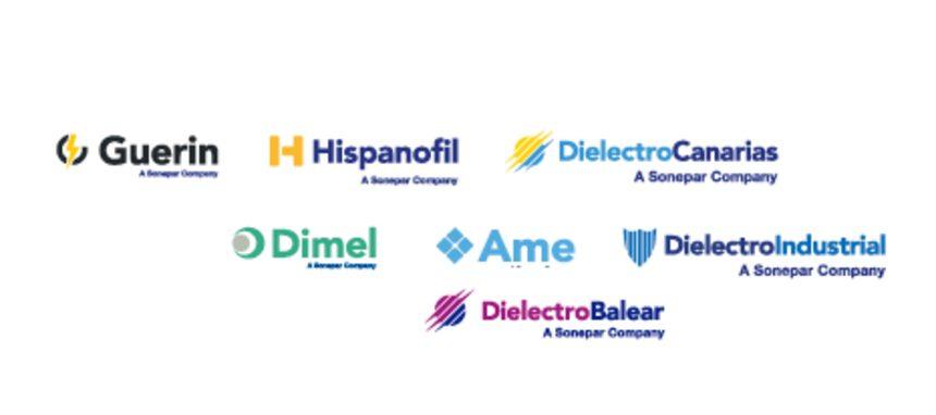 Sonepar Ibérica actualiza la imagen corporativa de sus empresas