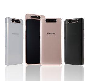 Samsung lanza el smartphone Galaxy A80